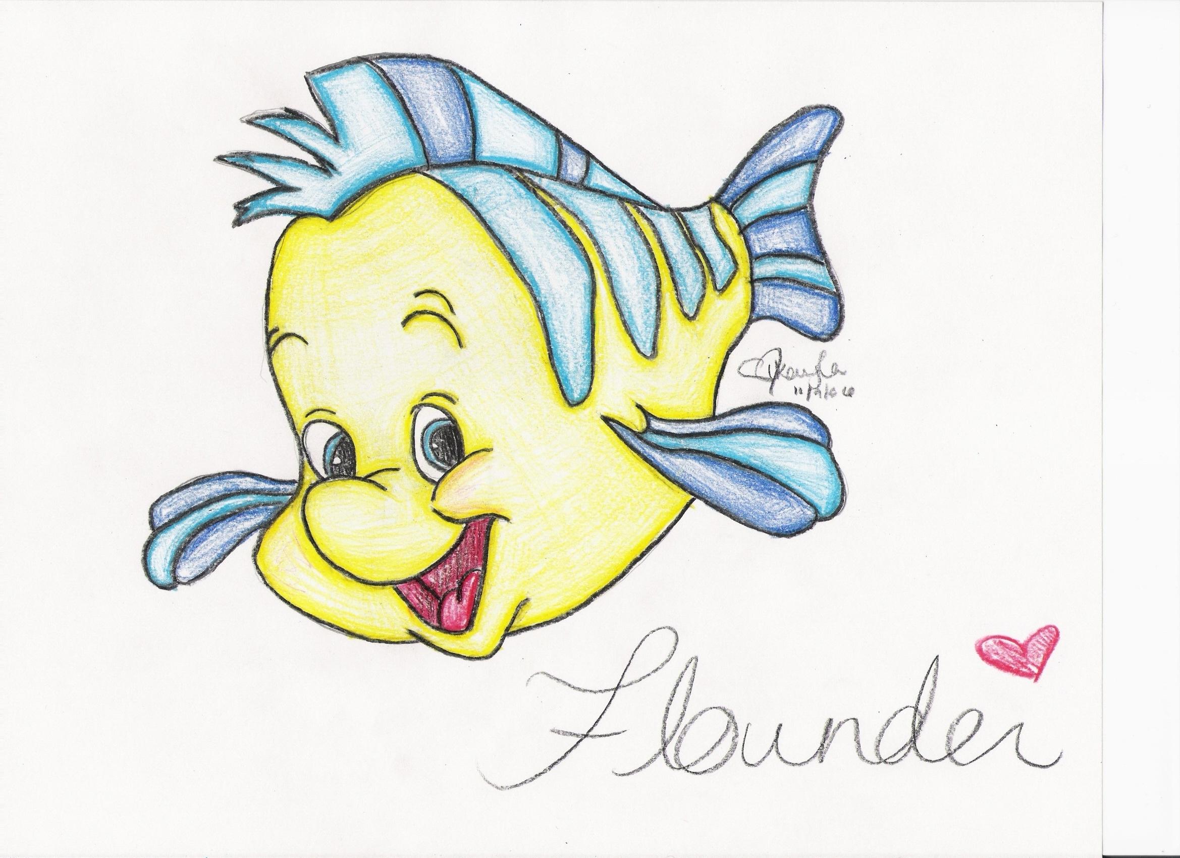 2338x1700 Flounder Mrs.starbucks