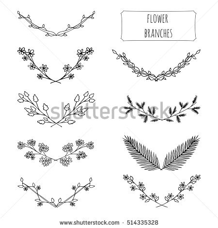 450x470 Image Result For Drawn Flower Banners Wanted Tats