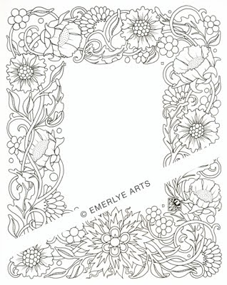 318x400 Cynthia Emerlye, Vermont Artist And Life Coach Five Flower Frame