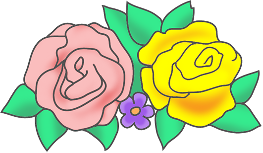 531x308 Free Flower Clipart