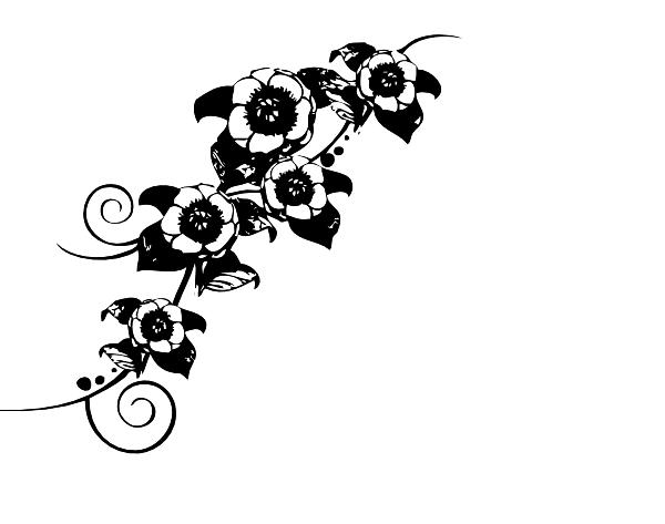 600x473 Flower Decoration Clip Art