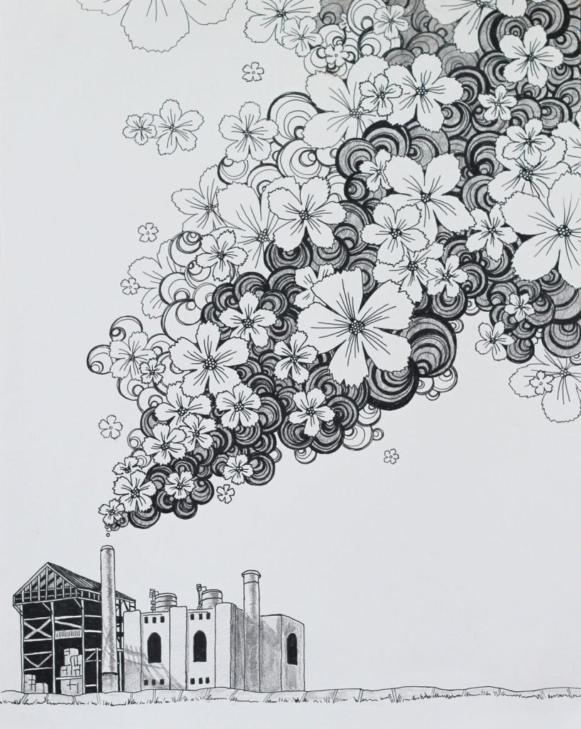 817x1024 Cool Flower Drawings Cool Flower Drawings Tumblr 3 Decoration