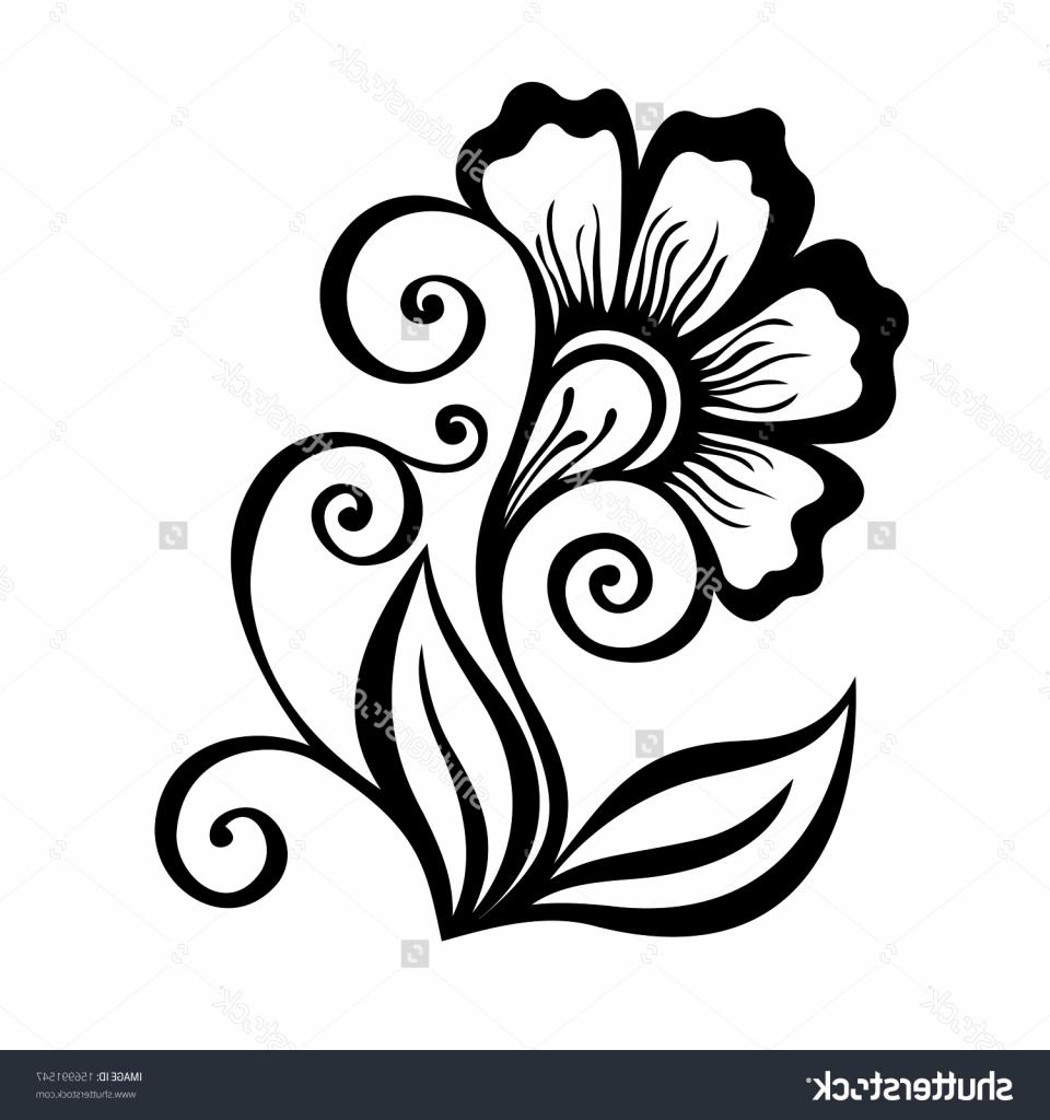 960x1024 Pencil Sketch Flower Design Pencil Sketch Of Flower Design