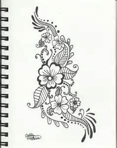 237x300 Flower Designs Drawings