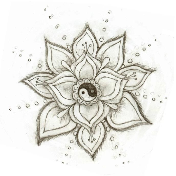 688x688 Pretty Flower Drawings Easy Tags Pretty Flower Drawings Pretty