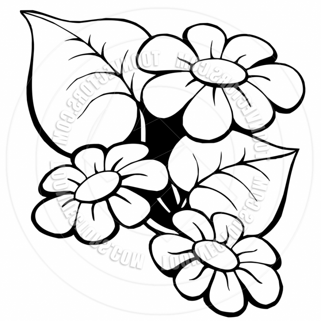 Flower Drawing Cartoon at GetDrawings com | Free for