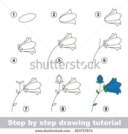 450x470 step by step drawing tutorial vector kid game how to draw a