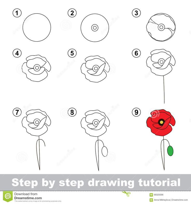 Flower Drawing Games