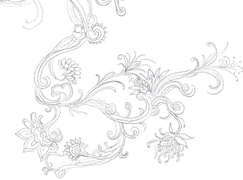 480x356 Illustrating The Flower Pattern