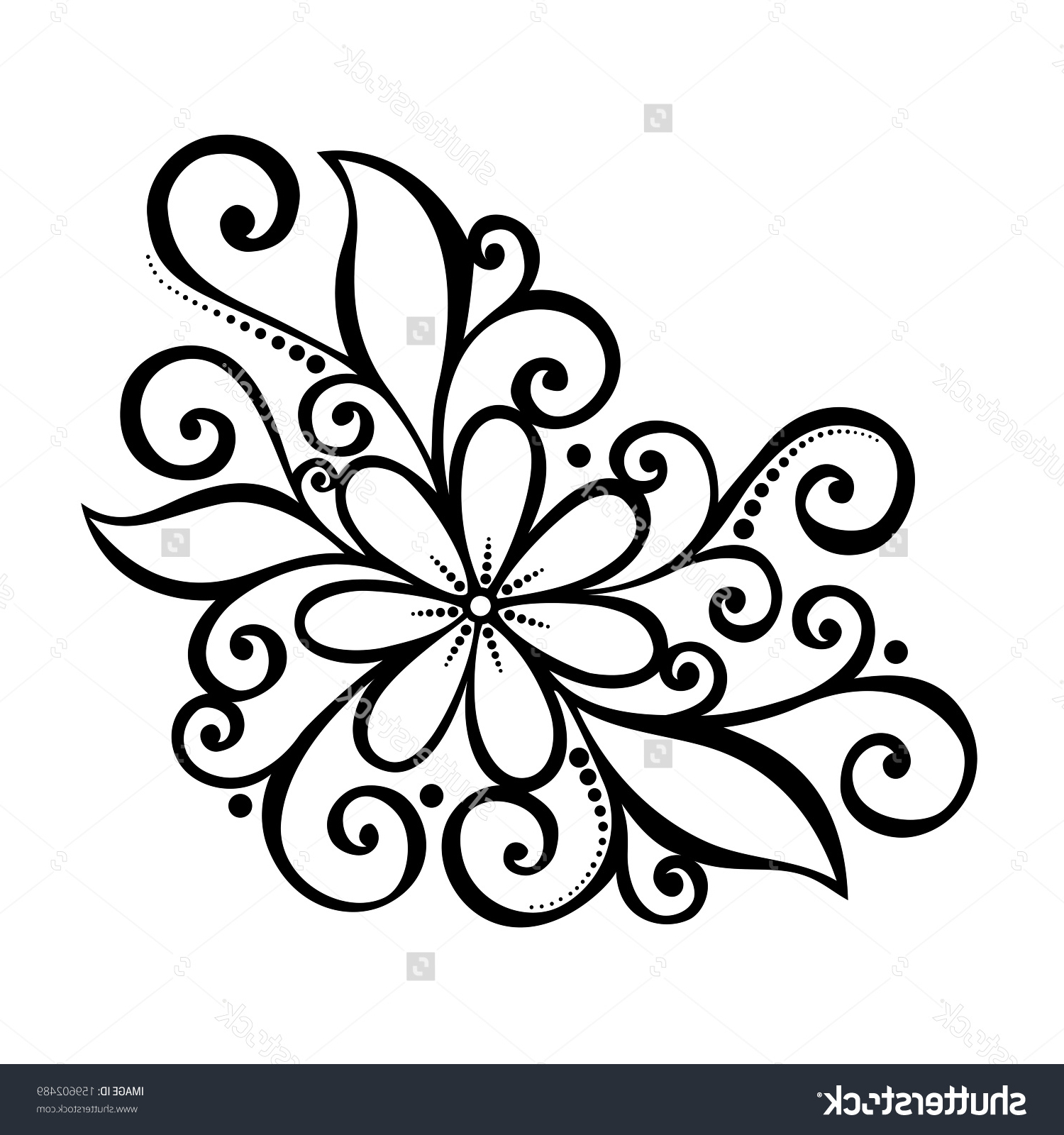 Flower Drawing Patterns