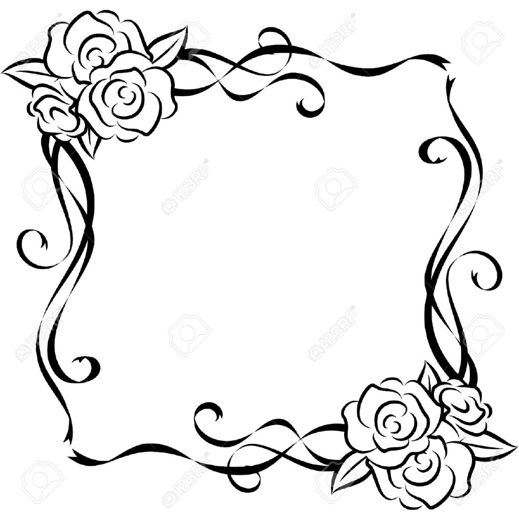 Flower Drawing Simple