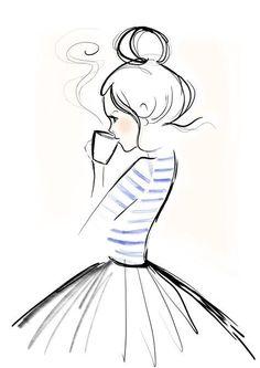 236x333 Flower Dress Dreamer Is A Stunning Illustrated Art Print For Girls