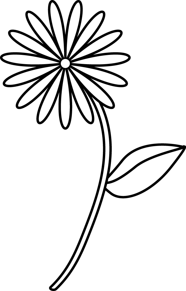 Flower Easy Drawing At Getdrawings Com Free For Personal Use