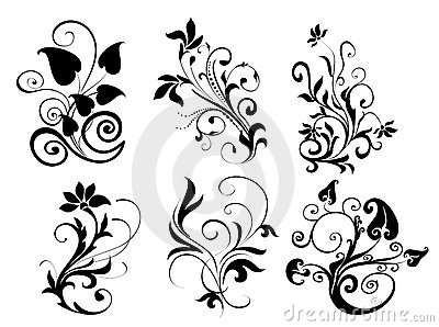Line Art Flower Drawing : Flower leaves drawing at getdrawings free for personal use
