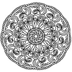 236x236 Mandala, Drawing, Artist, Art Pixaby Free Picture