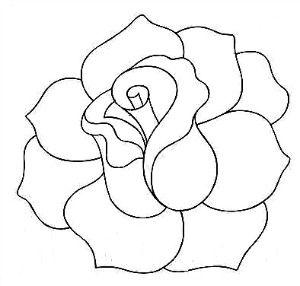 Flower Pastel Drawing