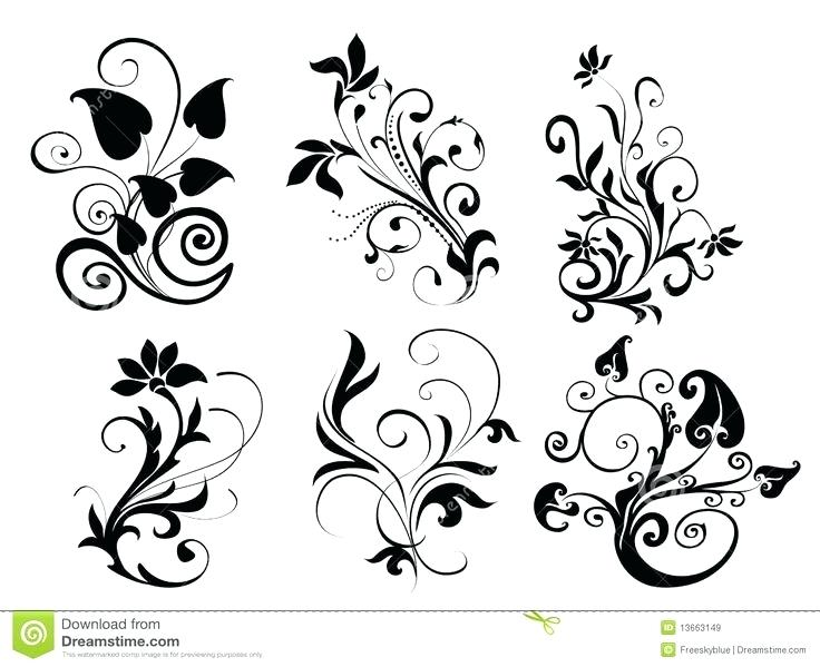 Flower Pattern Drawing At GetDrawings.com