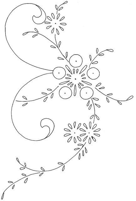 Flower Patterns Drawing at GetDrawings.com | Free for personal use ...
