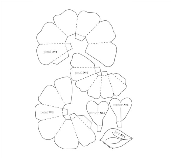 flower petal drawing at getdrawings com free for personal use
