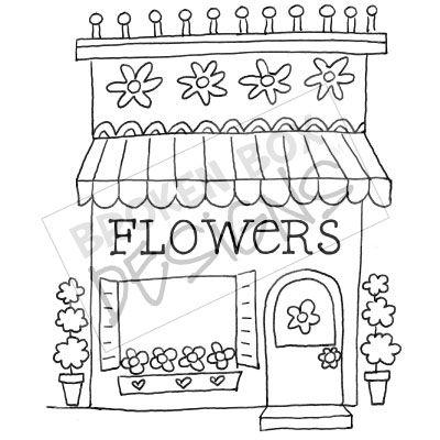 400x400 Boutique Buildings The Flower Shop