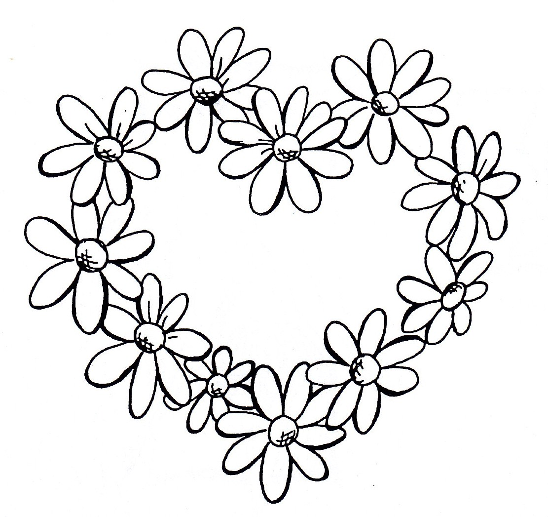 1111x1047 Daisy Drawing 14262 Hd Wallpapers In Flowers