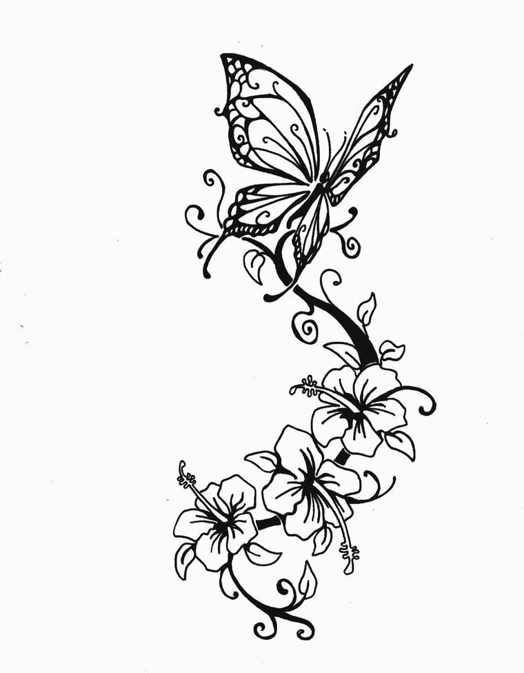 760x976 And Flowers Designs