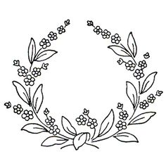 236x236 Simple Steps For Drawing A Wreath Worksheets, Wreaths And Draw
