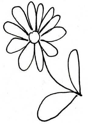 Flowers And Hearts Drawing At Getdrawings Com Free For Personal