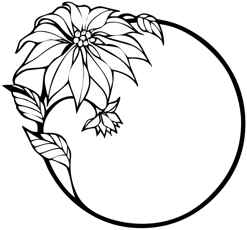 Flowers drawing black and white at getdrawings free for 1024x952 flower drawing clipart 68 mightylinksfo