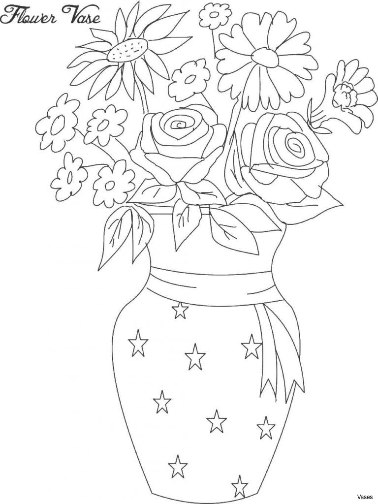 768x1024 Vase Drawing Designs Flowers In A Essay To Draw Viewing Gallery
