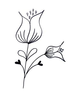 236x353 Pictures Easy To Draw Flowers,