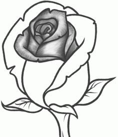 236x274 Easy Flowers To Draw