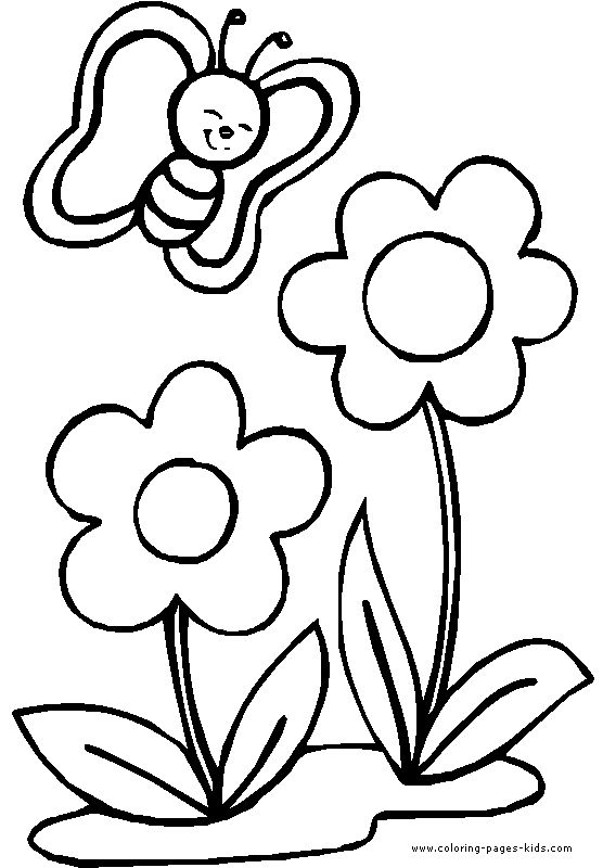 Flowers For Kids Drawing at GetDrawings.com   Free for personal use ...