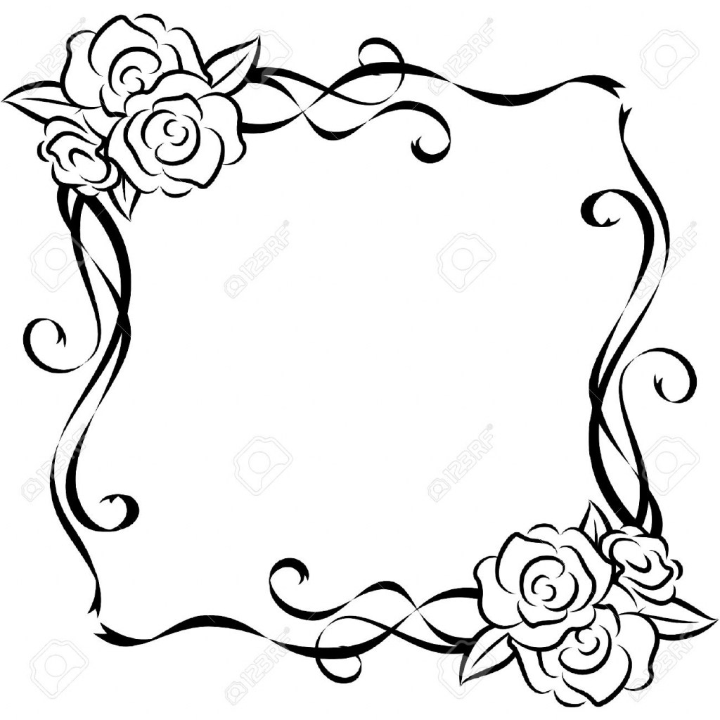 1024x1024 Beautiful Flower Pictures To Draw Allofpicts