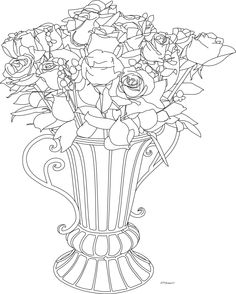 236x294 Gallery Drawing Images Of Flower Pot,