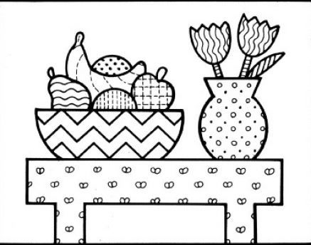 Flowers Vase Drawing At Getdrawings Free For Personal Use