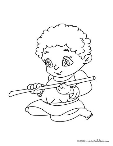364x470 Flute Coloring Pages, Reading Amp Learning, Videos For Kids, Kids
