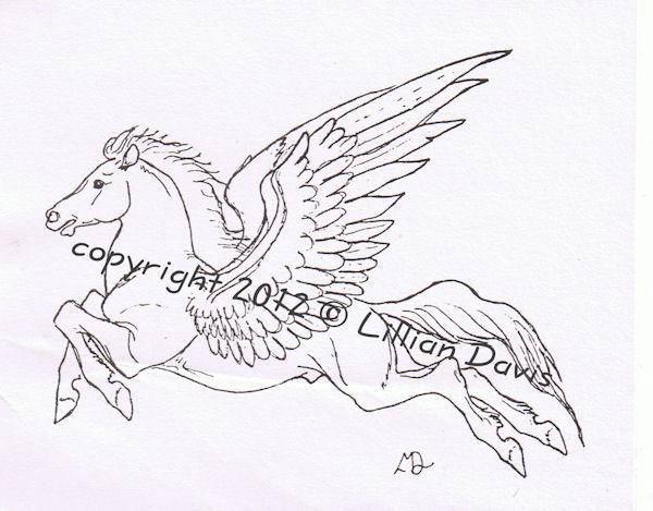 600x469 Flying Appy Studio Art, Illustrations Amp Photography Of Lillian