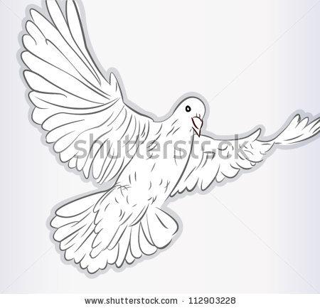 450x433 Drawn Pigeon