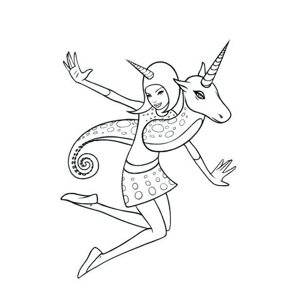 Flying Unicorn Drawing at GetDrawingscom Free for personal use