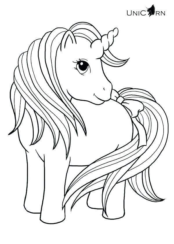 600x840 Unicorn Coloring Pages Unicorn Coloring Pages Unicorn A Really