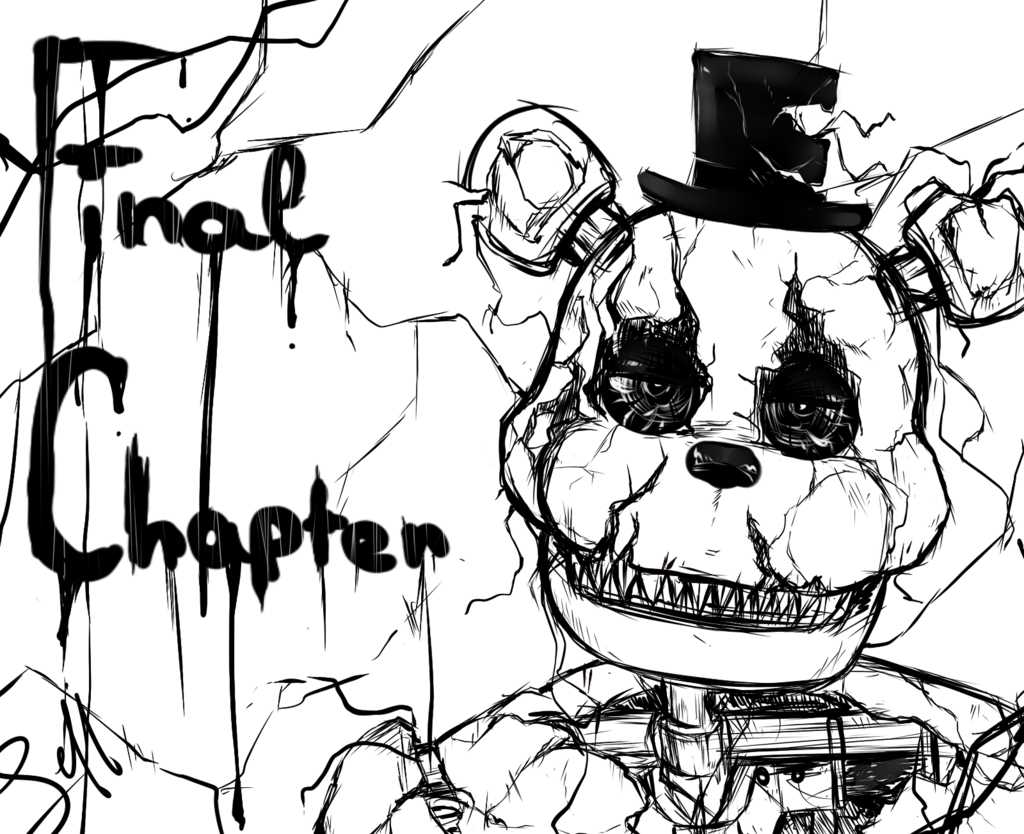 Fnaf 4 Drawing at GetDrawings.com | Free for personal use ...