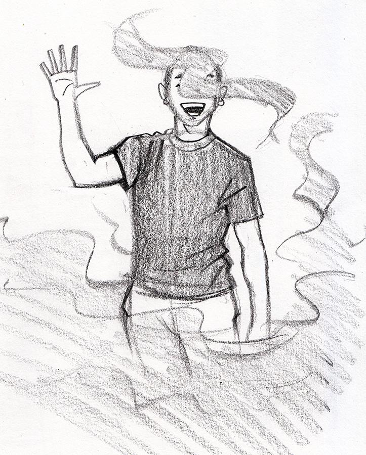 723x900 Life Drawing Post Drawing Feet
