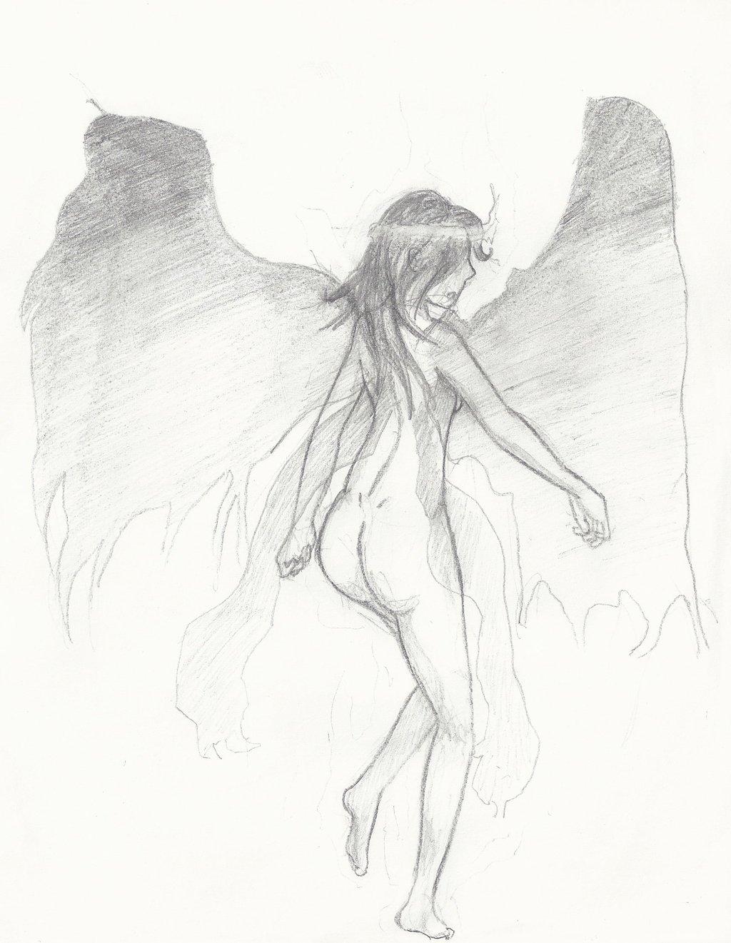 1024x1321 The Fog Fairy By Skizzo O94