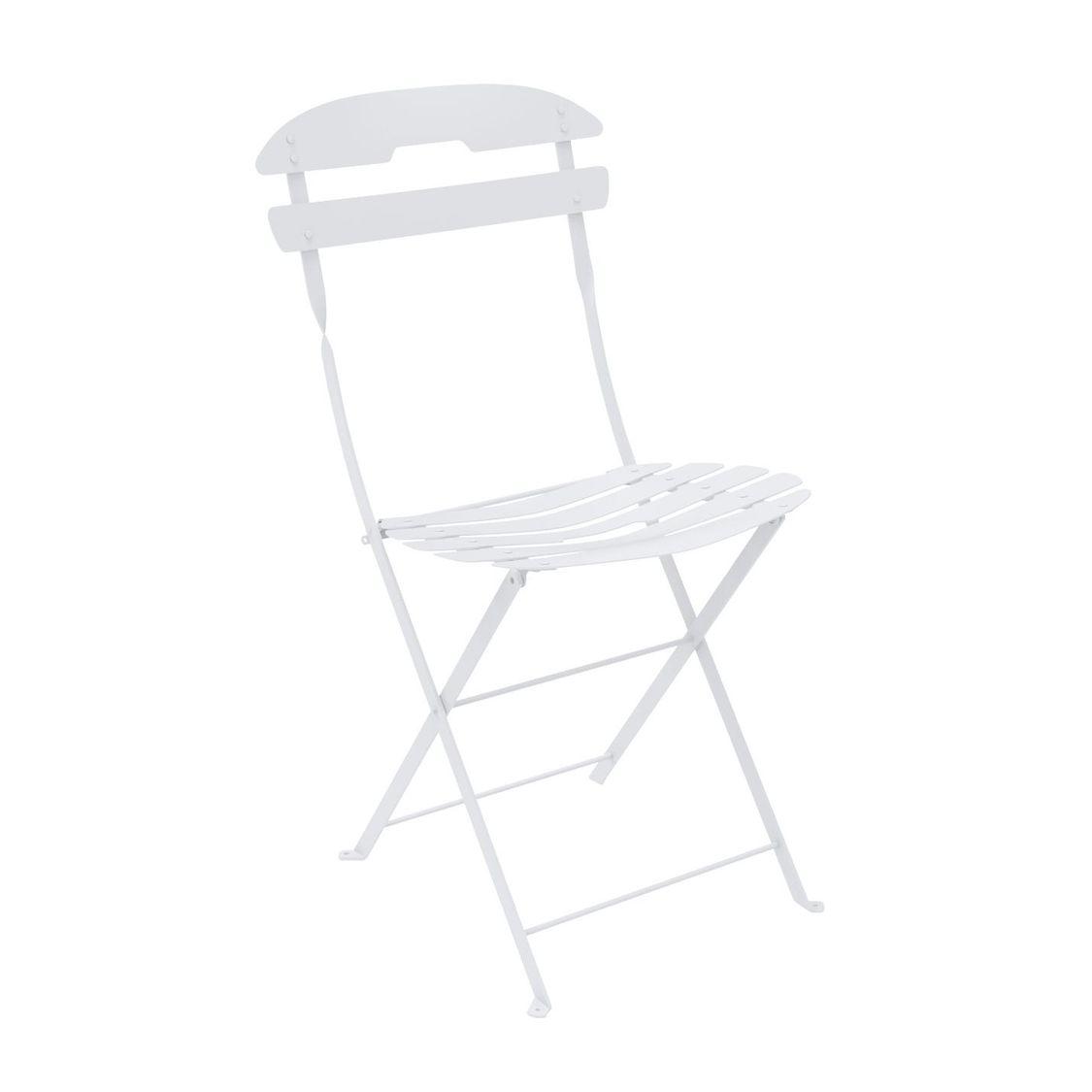 1125x1125 La Mome Garden Chair Folding Chair Fermob