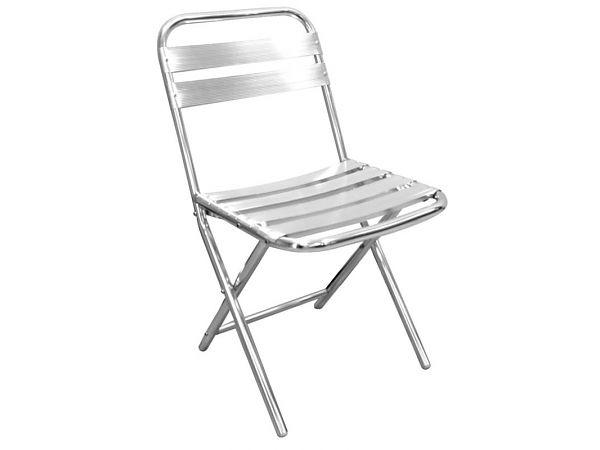 600x450 Aluminium Folding Chair