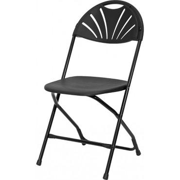370x370 Buy Wholesale Titan Series Fanback Plastic Folding Chair