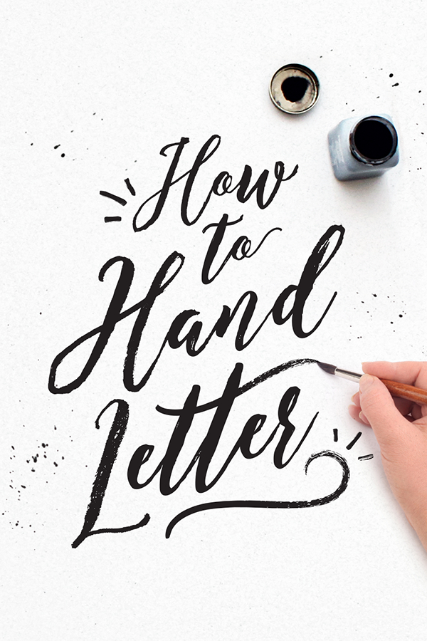 600x900 How To Learn Lettering 50 Free Tutorials And Pro Tips ~ Creative