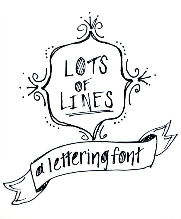 600x727 The Top 5 Best Blogs On Lettering Font