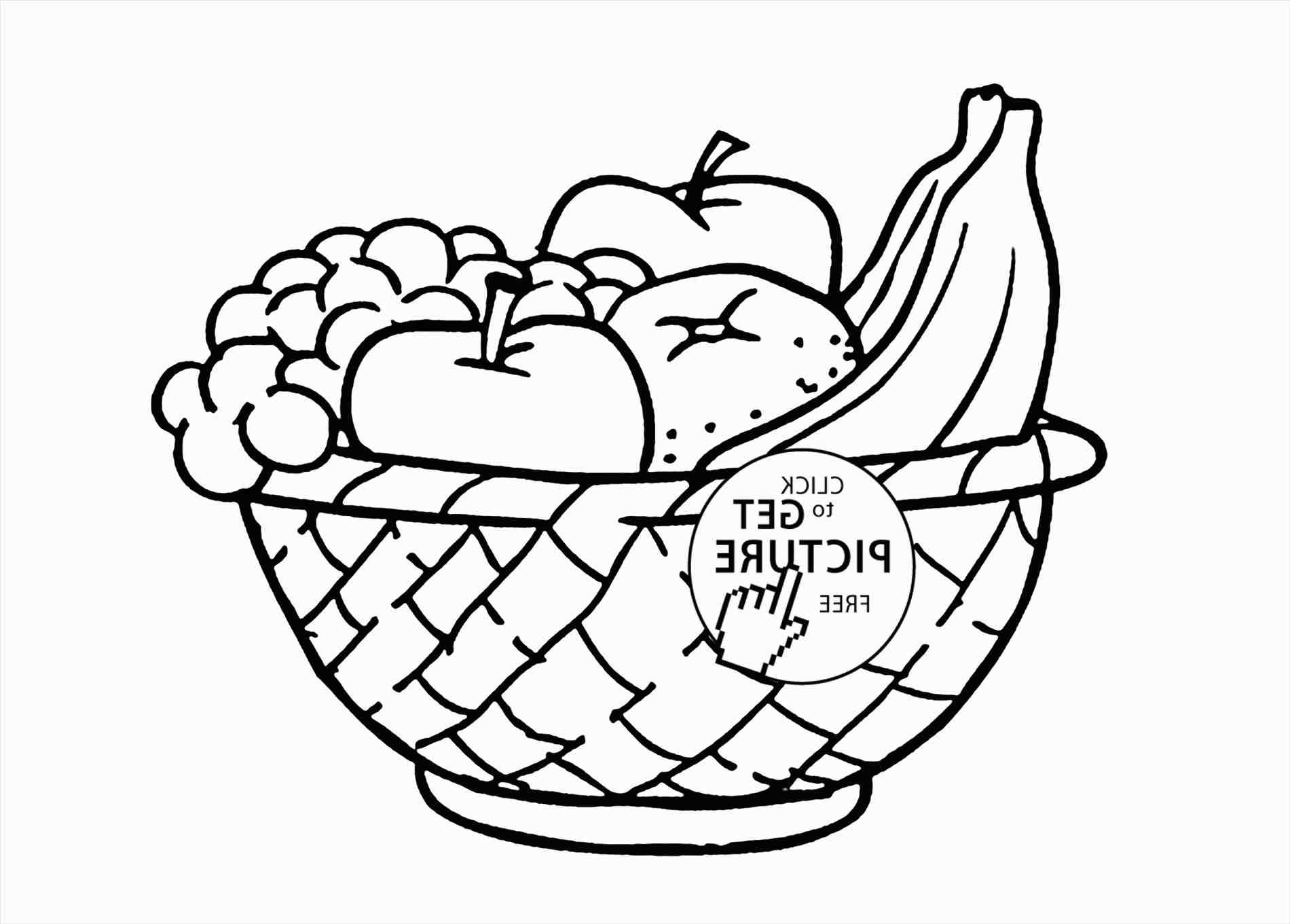 1900x1361 The Images Collection Of For Kids Fruits Character Coloring Pages
